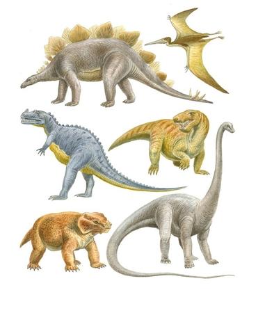 Про динозавра картинки 3